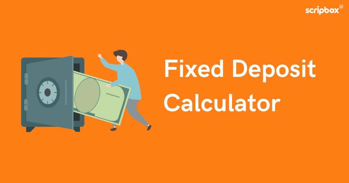 Calculate FD interest