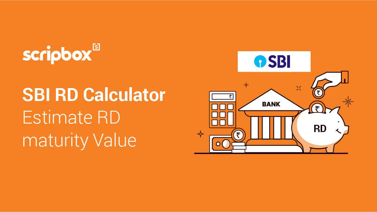 SBI RD Calculator